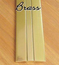 JOINT - Polished Brass Finish Door Threshold