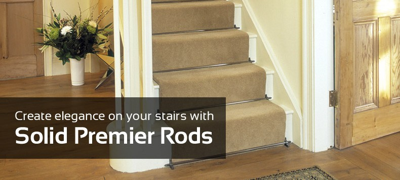 Buy Stair Rods, Carpet Rods Online From Stair Heaven
